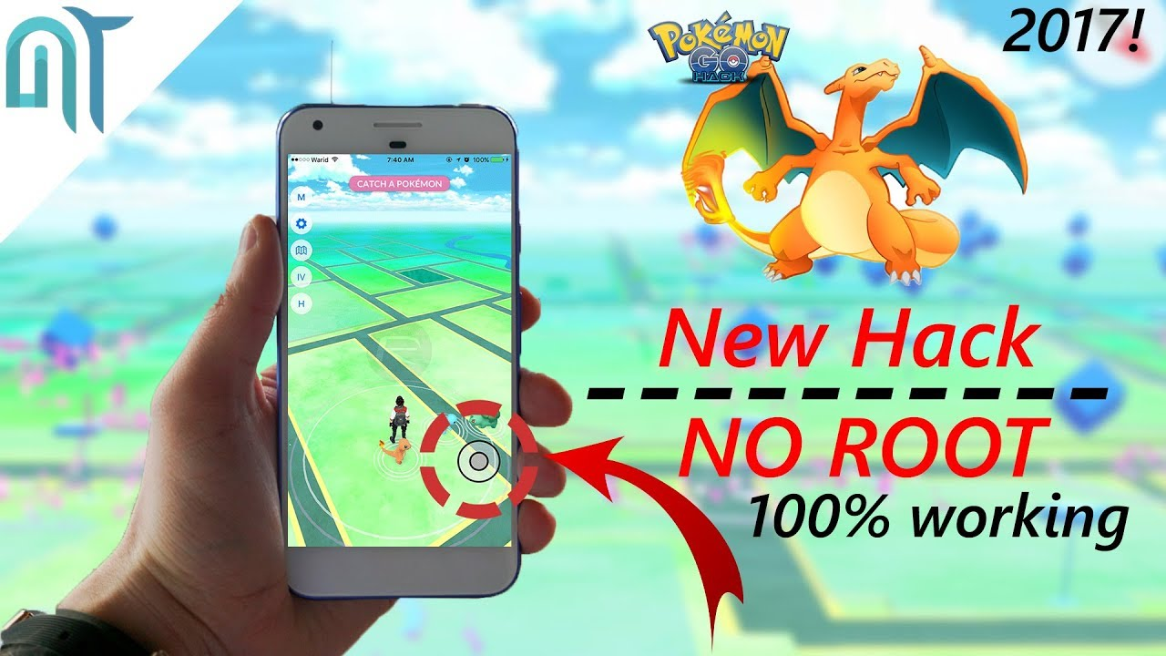 how to hack pokemon go rooted android