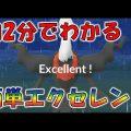 【ポケモンGO】ダークライを高確率でゲット! 約2分でわかる 簡単なエクセレントスロー